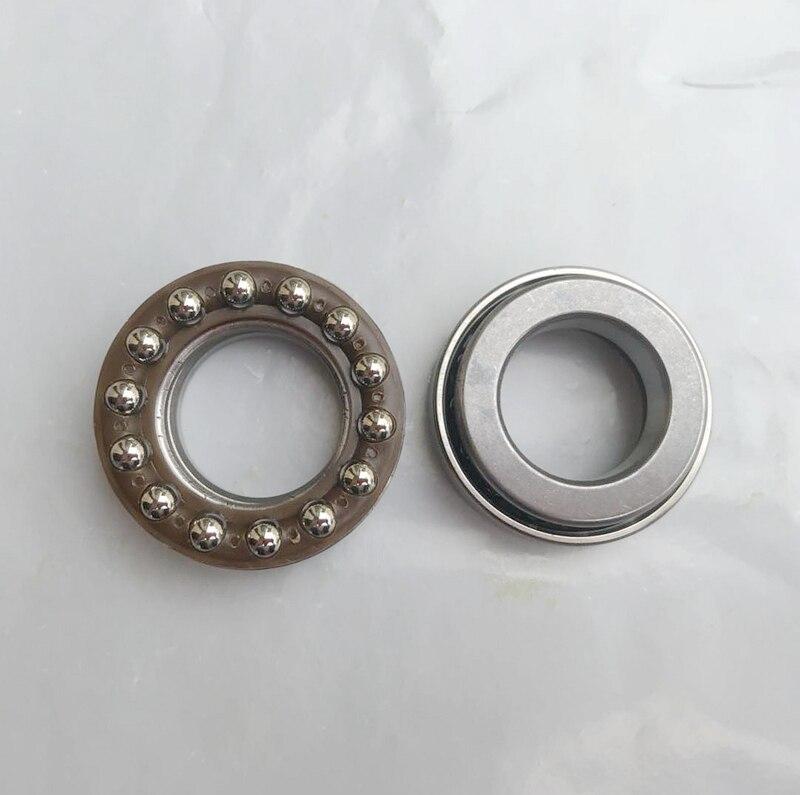 Monopatín de motocicleta atv cojinete de dirección/cojinete de bola de presión de empuje/cojinete de columna de dirección GS125 GN125 para suzuki 125