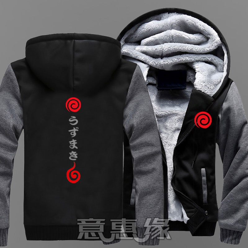 One Piece Luffy Naruto Hoodies Women Men Streetwear Hip Hop Sweatshirt Fleece Warm Hooded Coat Autumn Winter Tracksuit Price Remains Stable Hoodies & Sweatshirts
