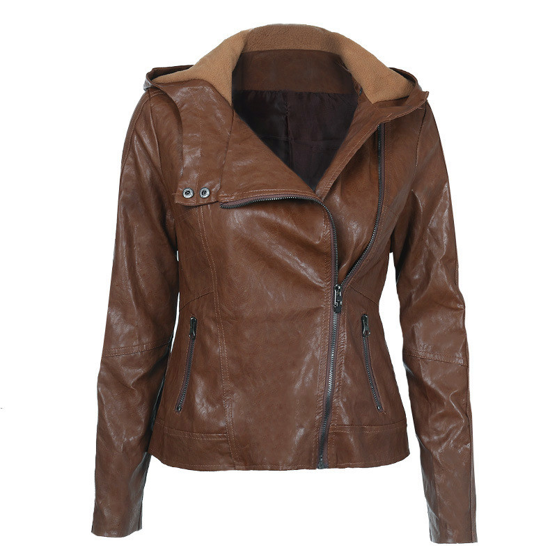 Compare Prices on Leather Parka Coats- Online Shopping/Buy Low ...
