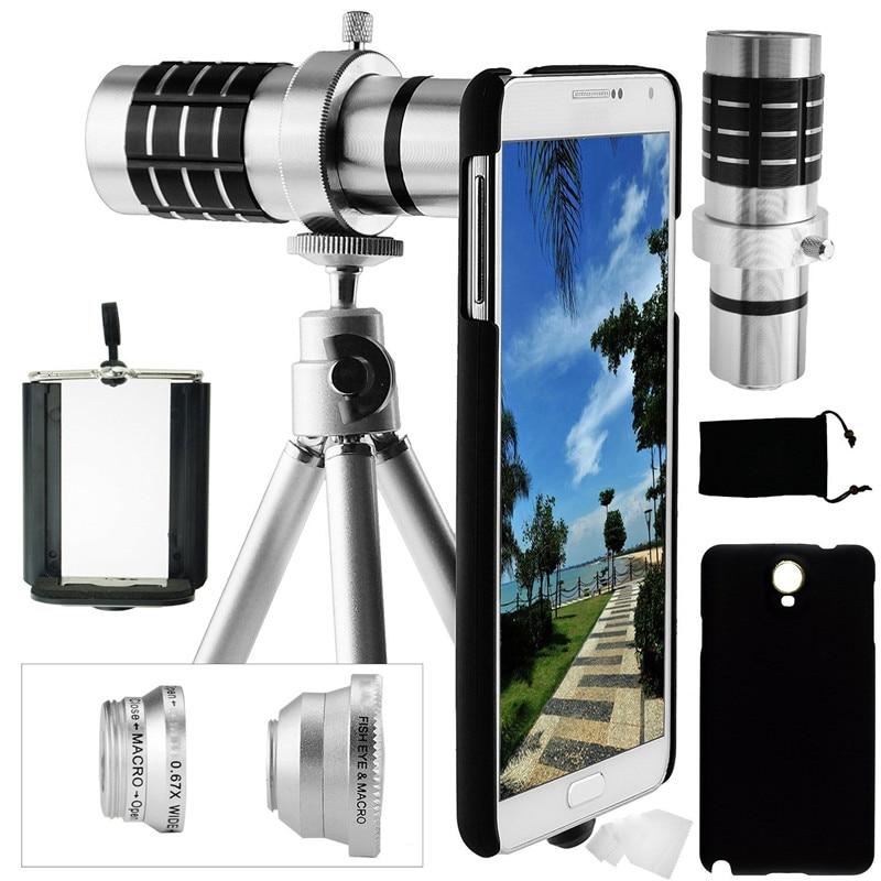 DEALS 9 Piece Camera Photo Kit 12x Objective Telephoto + 3 Awesome - Kamera dan foto - Foto 6