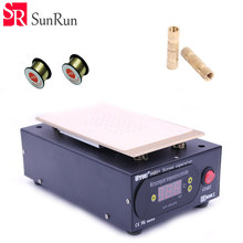 Newest Build-in Pump Vacuum UYUE 948S+ LCD Separator Machine Screen Repair Machine Kit for iPhone for Samsung