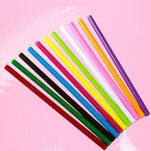 11pcs 7x250mm Hot Melt Glue Stick For Glue Gun Craft Phone Case Alloy Toy Art Model Album Repair Accessories Adhesive Stick(China)