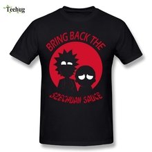Popular Boy rick and morty T Shirt Brand Tee Shirts Plus size Tees Nice Short-sleeved