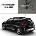 Thehotcakes Автомобильная Камера Заднего вида Для Renault Clio 4 2014 ~ 2015/Назад камера/HD CCD RCA NTST PAL/Номерной знак Лампа OEM