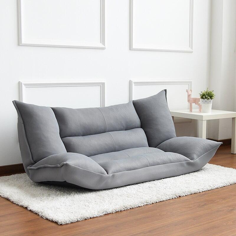 Réglable Pliage Convertible Canapé Étage Chaise Transat Lit w/Accoudoirs Pour Loisirs Maison ou Bureau Meubles Méridienne Dormeur