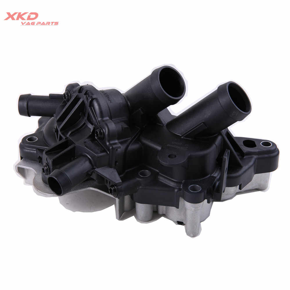 Detail Feedback Questions about EA211 1 2/1 4TSI Engine Water Pump 4