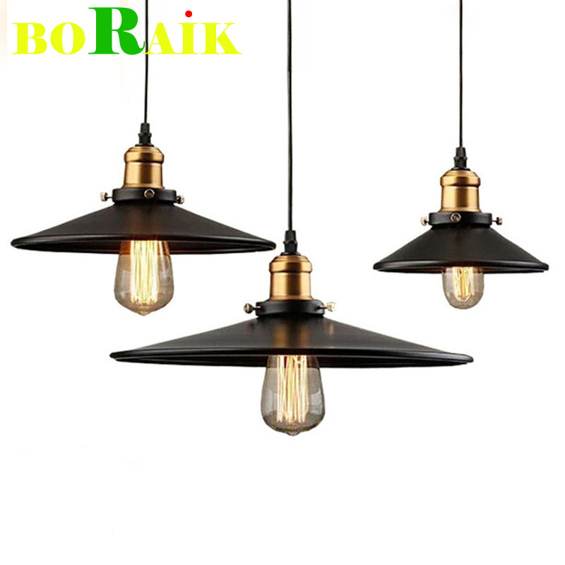 loft rh industrial warehouse pendant lights american country lamps vintage lighting for restaurantbedroom home cheap industrial lighting