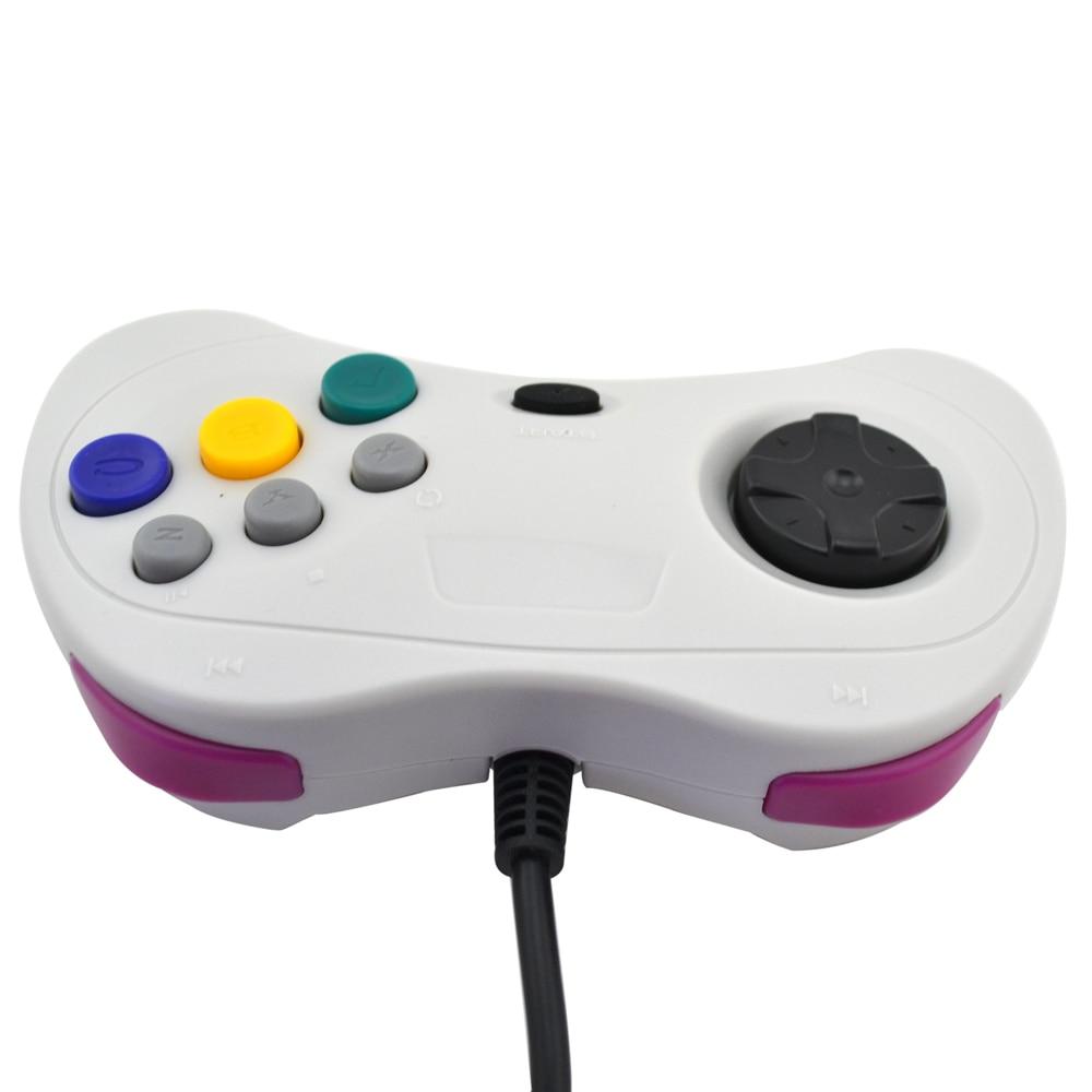 Gamepad Classic Controller di gioco Joypad Interface per console SEGA - Giochi e accessori - Fotografia 2