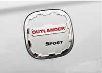 For Chevrolet Trax Mitsubishi Outlander Ford Mustang T70 T 70 Sport Stainless Steel Fuel Tank Cap Gas Tank Cover Emblem Sticker