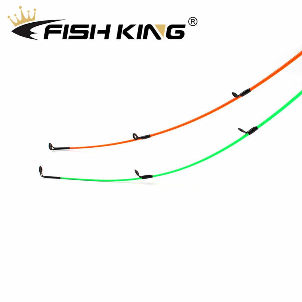 Рыбы король телескопическая подачи стержня 3,0 м-3,9 м 2 раздела CW 120 г особо тяжелых Рыбалка фидер стержней 60% углеродного волокна подачи стержня