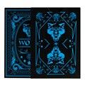 55 pces/baralho poker à prova dwaterproof água plástico pvc jogar cartas definir preto poker conjuntos de cartão clássico truques de magia ferramenta de jogo de poker