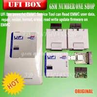 2019new original UFI Box power ufi Box ufi tool box ful EMMC Service Tool Read EMMC user data, as well as repair, resize, format
