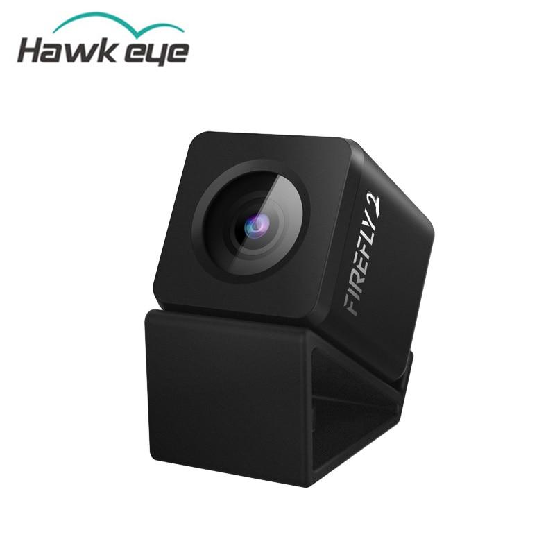 Hawkeye Firefly Micro Cam 2 160 grados 2,5 K HD grabación Cámara impermeable batería incorporada baja latencia para carreras FPV drone kit-in Partes y accesorios from Juguetes y pasatiempos    1