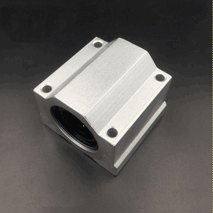 100pcs/lot SC20UU SCS20UU SMA20UU bearing 20mm linear case unit linear guide shaft blocks CNC router 3D printer parts guide