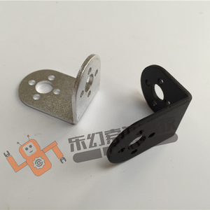 2Pcs/Lot L Style Servo Bracket