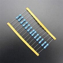 10 шт. RoHS Lead Free Металл Резистор 3 Вт Вт 200 К ом 1% DIY Электронный КОМПЛЕКТ