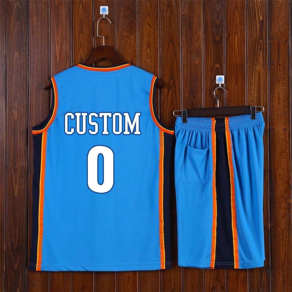 Kupit Komandnye Vidy Sporta Adsmoney Round Neck Blue Basketball