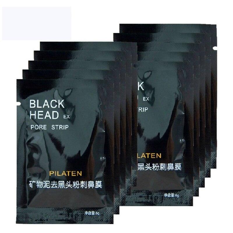 Makeup Set 5pcs/lot Face Care Nose Facial Blackhead Remover Pore Cleanser Black Head EX Pore Strip Face Mask Acne Treatment