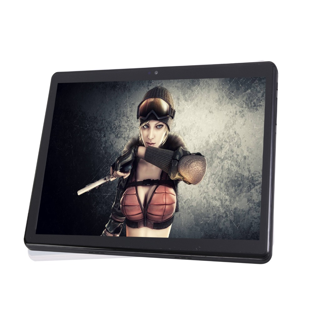ZONNYOU Android 7.0 tablette PC 10.1 pouces Octa Core tablettes 3G 4G LTE 4 GB RAM 64 GB ROM PC double SIM 1920*1200 tablette Wifi Bluetooth