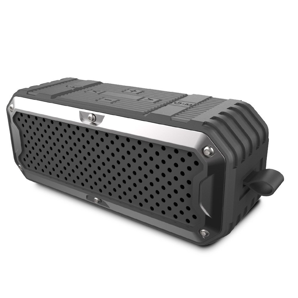 ZEALOT S6 Waterproof Speaker Portable Wireless <font><b>Bluetooth</b></font> Speakers <font><b>Dual</b></font> <font><b>Drivers</b></font> Super Bass Hifi Subwoofer 4000mAh Power Bank