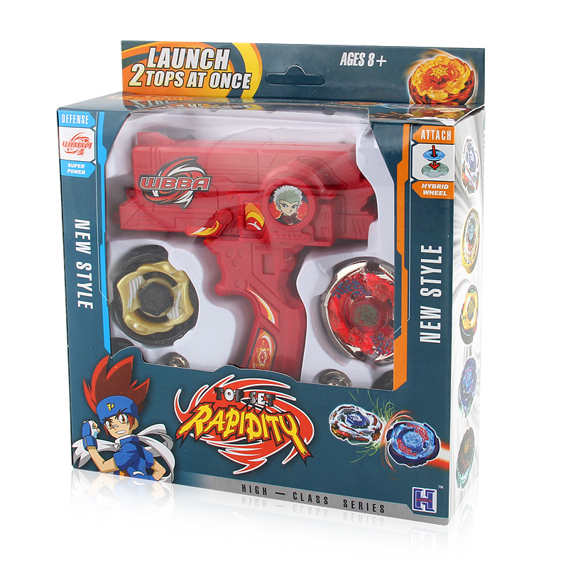 All Beyblade Toys : Beyblade launchers alloy metal fusion fury masters gun