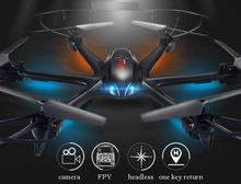 MJX X600  2.4G 4 channels 6 axis RC Quadcopter RC drone with/without C4005 FPV wifi Camera  RTF free shipping