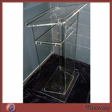 Clear acrylic lectern/Wide range of application