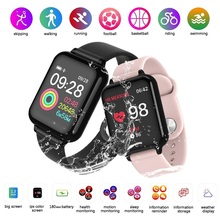 Get more info on the Adult Sport IPS Color Screen Smart Watch Waterproof IP67 Heart Rate Blood Pressure Monitor NEW Smartwatch for Android IOS Phone