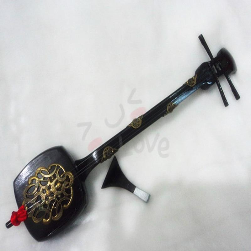 1/3 Bjd props shamisen musical instrument cos props shamisen instrument customize кукла bjd 1 3 bjd cos