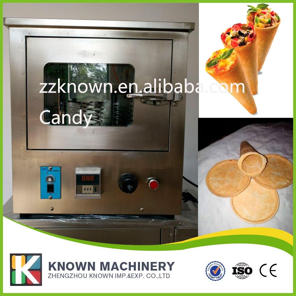 pizza cone oven capacity 10 sets for pizza cake baking machine conical pizza cone pizza mini pizza cone machine