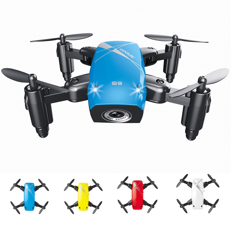 S9 S9hw Mini Drone With Camera Rc Helicopter Selfie Rc Drones Fpv Altitude Hold Quadcopter Remote Control Toys Wifi Dron Copter