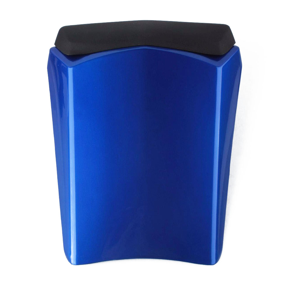 For Yamaha YZF1000 YZF 1000 R1 2002 2003 Blue Rear Seat Cover Cowl solo racer scooter seat Motorcycle YZFR1 YZF-R1 YZF-1000