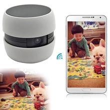 Casa de Seguridad de Vigilancia de Seguridad Inalámbrica Wifi IP Cam Cámara Remota Para Teléfonos Inteligentes