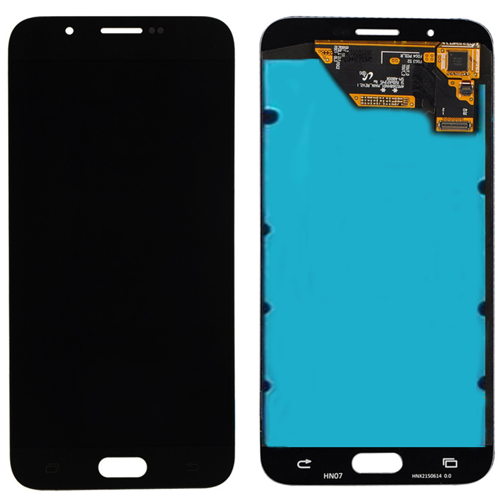 LCD Display +Touch Screen Digitizer Black For Samsung Galaxy A8 A800 A8000 A800S Black/ Gold