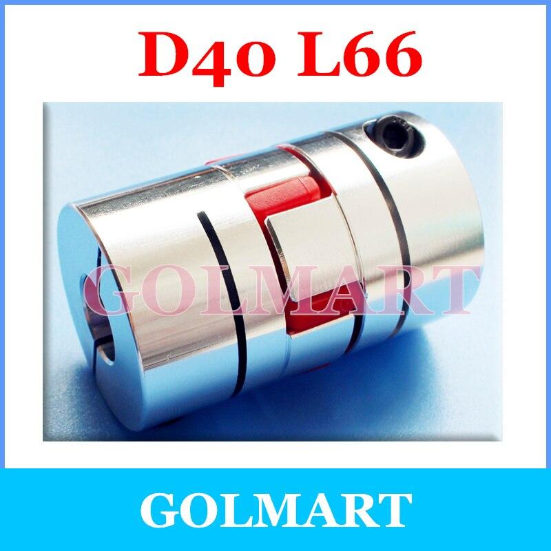 1 Stücke 8mm Bis 10mm Cnc Starter Wellenkupplungen Steckverbinder Flexible Jaw Spinne Plum Kupplung Durchmesser 30mm Länge 25mm Power Transmission