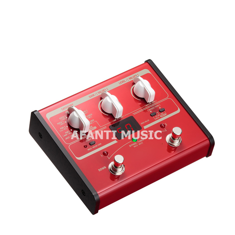 Afanti Music Electric Guitar / Bass Effects (EFF-106) ss music гитара stylin guitar розовая 44411