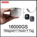16000GS Tag Remover магнит Розничная торговля датчик Tag Detacher магнитные замки мини ключ Detacher