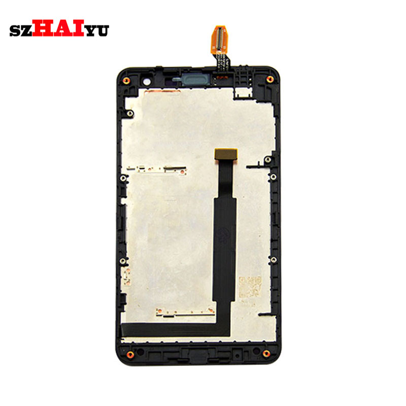 ФОТО Free Shipping 100% Tested High Quality LCD for Nokia Lumia 625   LCD Display +Touch Screen Digitizer Assembly with Frame +Tools