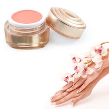 Newest 30ml Natural Color Thickness Builder Gel Nails Pink Finger Nail Cover Extender Glue