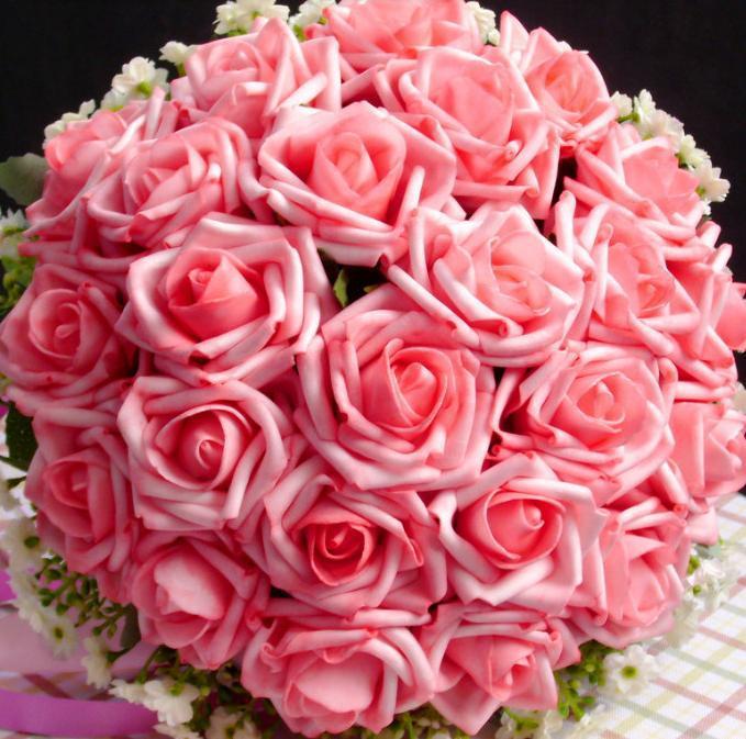 24 - Ramos de flores grandes ...