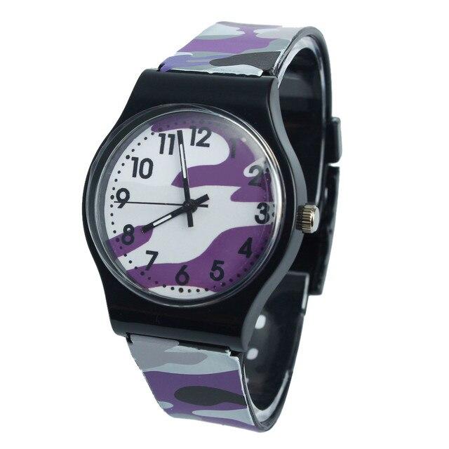 I bambini Dropshipping Orologio Da Polso Al Quarzo da polso orologi di marca di Orologio della cinghia del silicone orologi da polso femminile saat relogio masculino