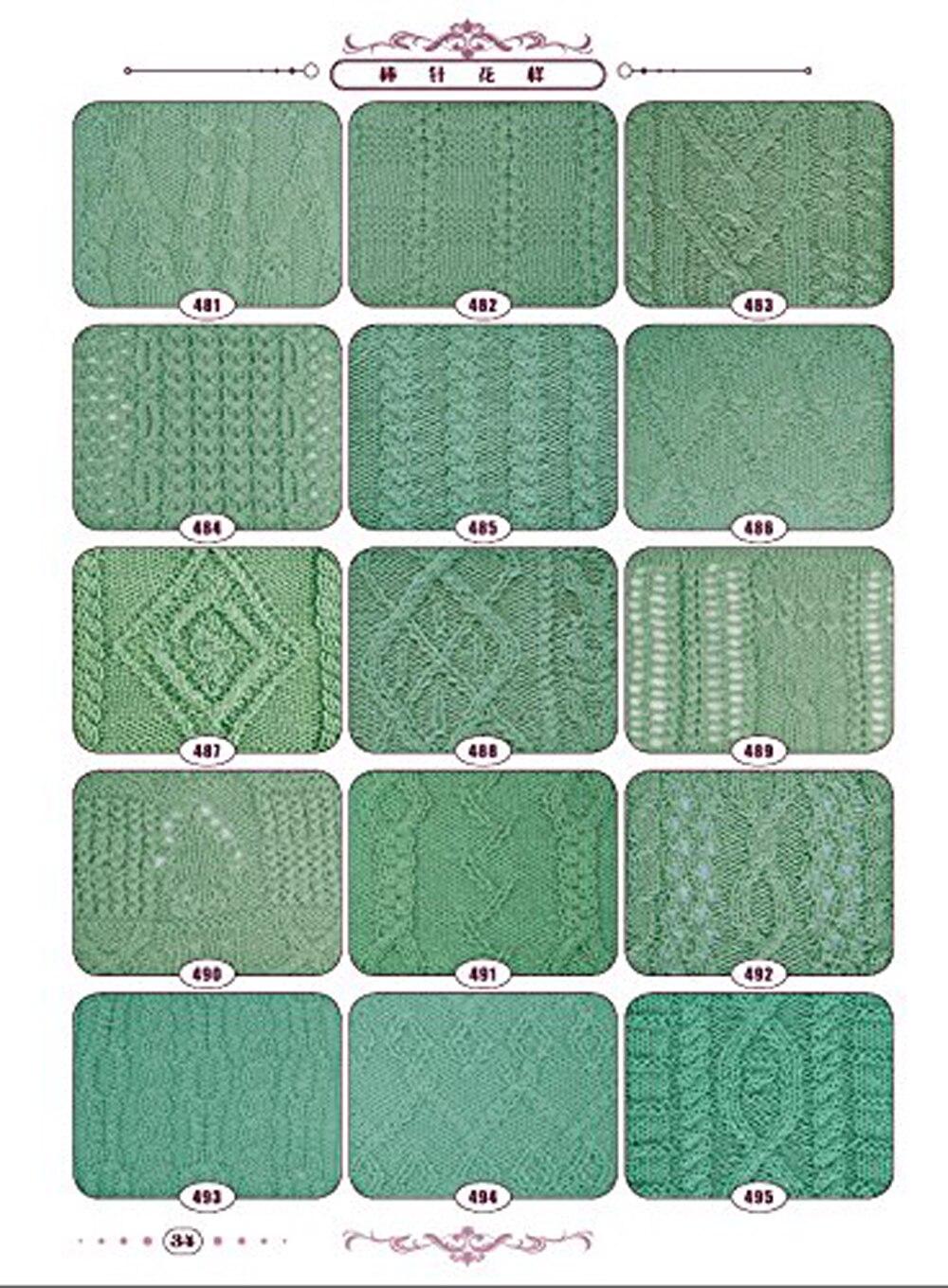 Cheap patterns book
