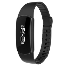 MAHA Sizzling Bluetooth Good Wrist Watch Well being Bracelet Coronary heart Fee Monitor Health Tracker