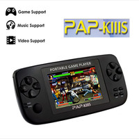 3 5 Inch Hot Sale Game Console Built In 600 Game For MP5 Music Movie PAP