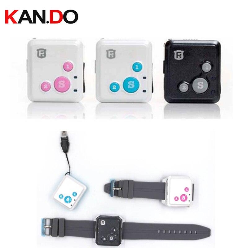 Super Mini RF-V16 Personal GPS Tracker Sos Mini GSM GPRS GPS Tracker SOS Communicator For Kids Child Elderly Personal Lifetime