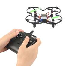 RC Helicopter DIY Mini Drones FPV Real-time RC Drone 80m Remote Control Racing Quadcopter 6-Axis 2.4G Model Accessories