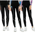 Breathable Quick Dry Female's Tight Slim Trousers Sexy Women/Girls Long Pants Fitness Workout Pants