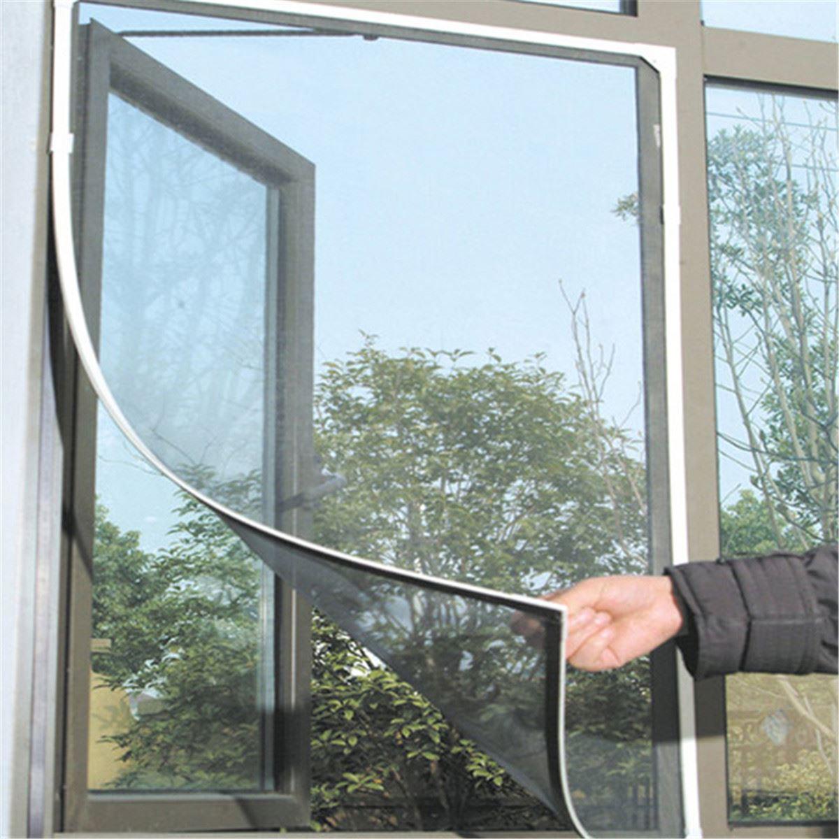 Комаров насекомых летать ошибка двери окна чистая сетка mesh.