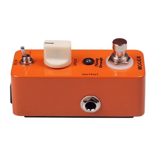 Mooer Ninety Orange Guitar Effects Pedal Full Analog Circuit Guitar Pedal with Vintage Modern Modes Guitar