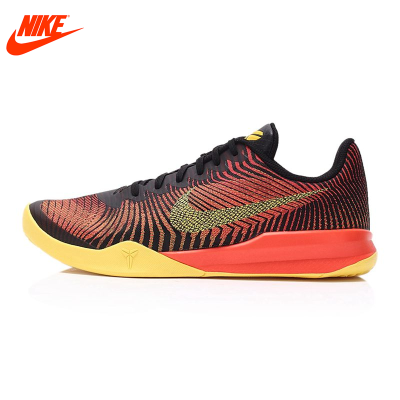 Original New Arrival Authentic NIKE Breathable Men's Basketball Shoes  Sneakers(China)